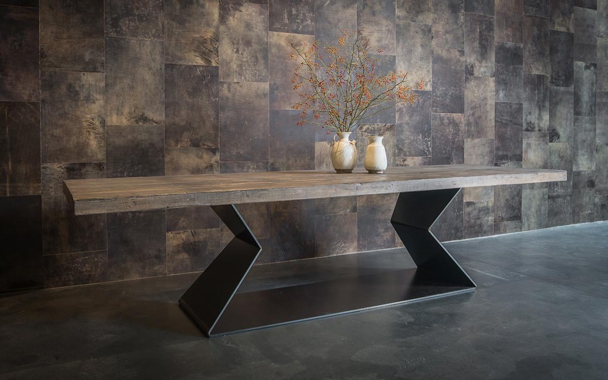 houten-tafel-op-maat-met-onderstel