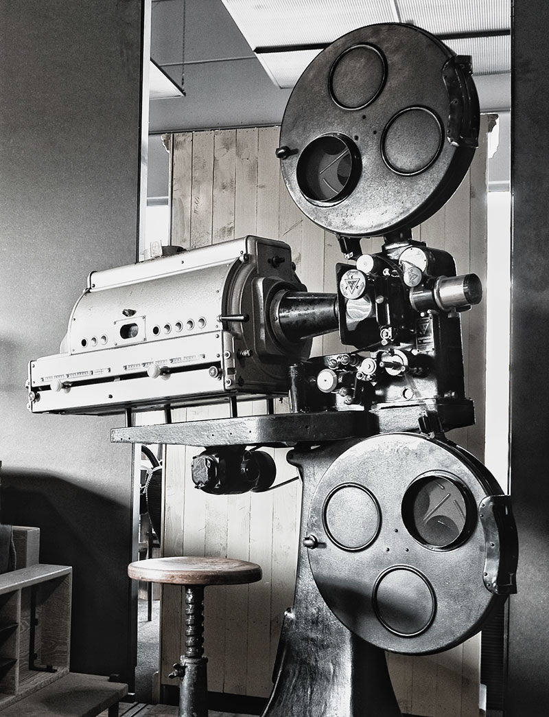 authentieke-oude-projector