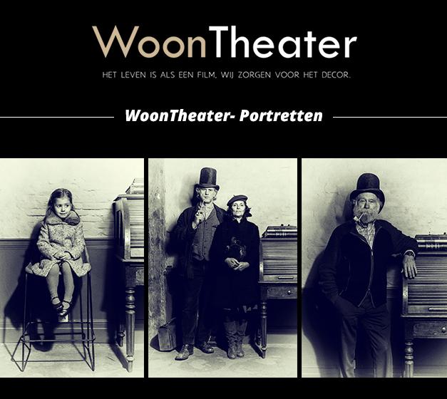 WoonTheater – Portretten (One Dollar Portrait)