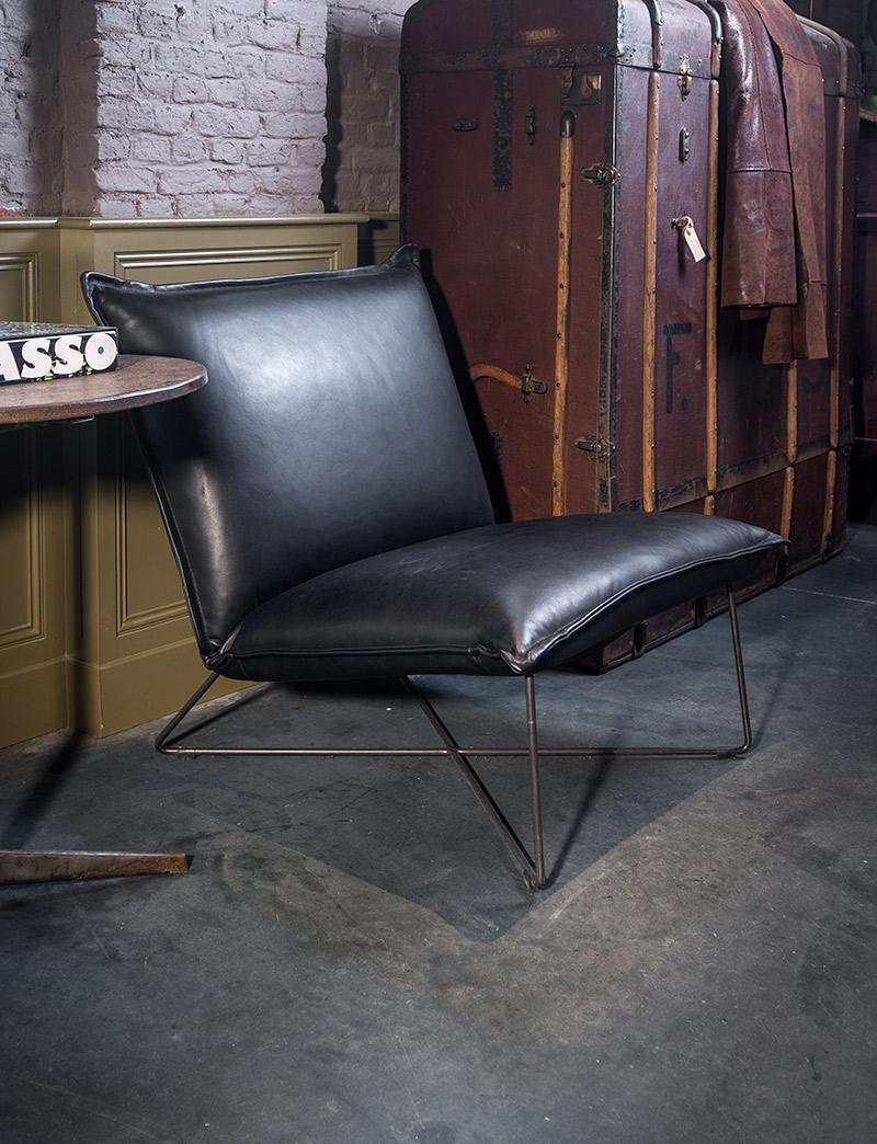 lederen-eenzit-zetel