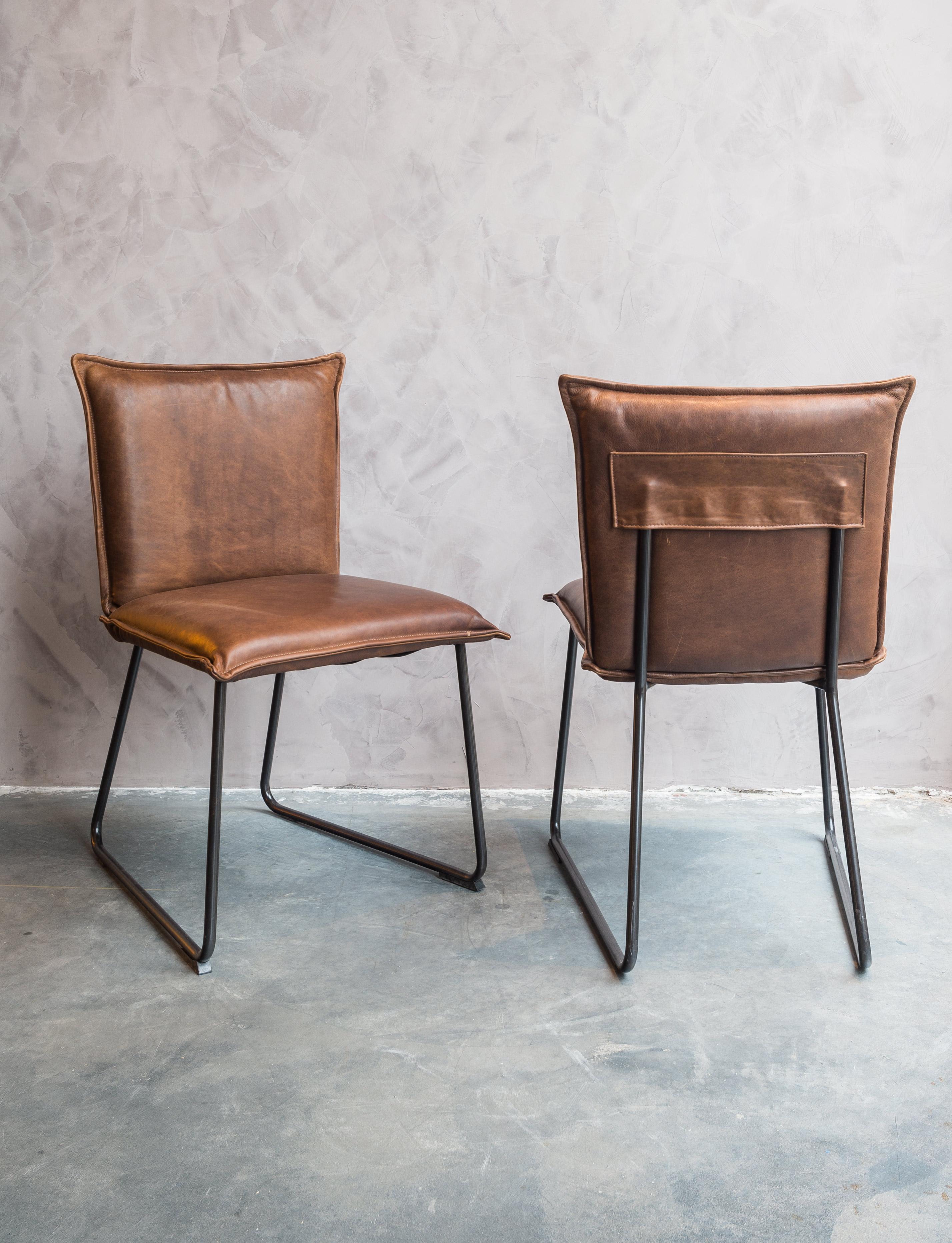 Comfortabele lederen stoelen woontheater for Lederen stoelen