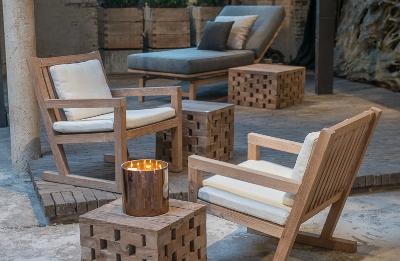 Outdoor stoel relax Alan