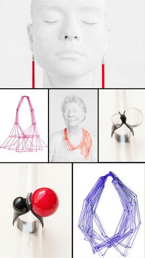 Juwelen in WoonTheater: Ann Cox
