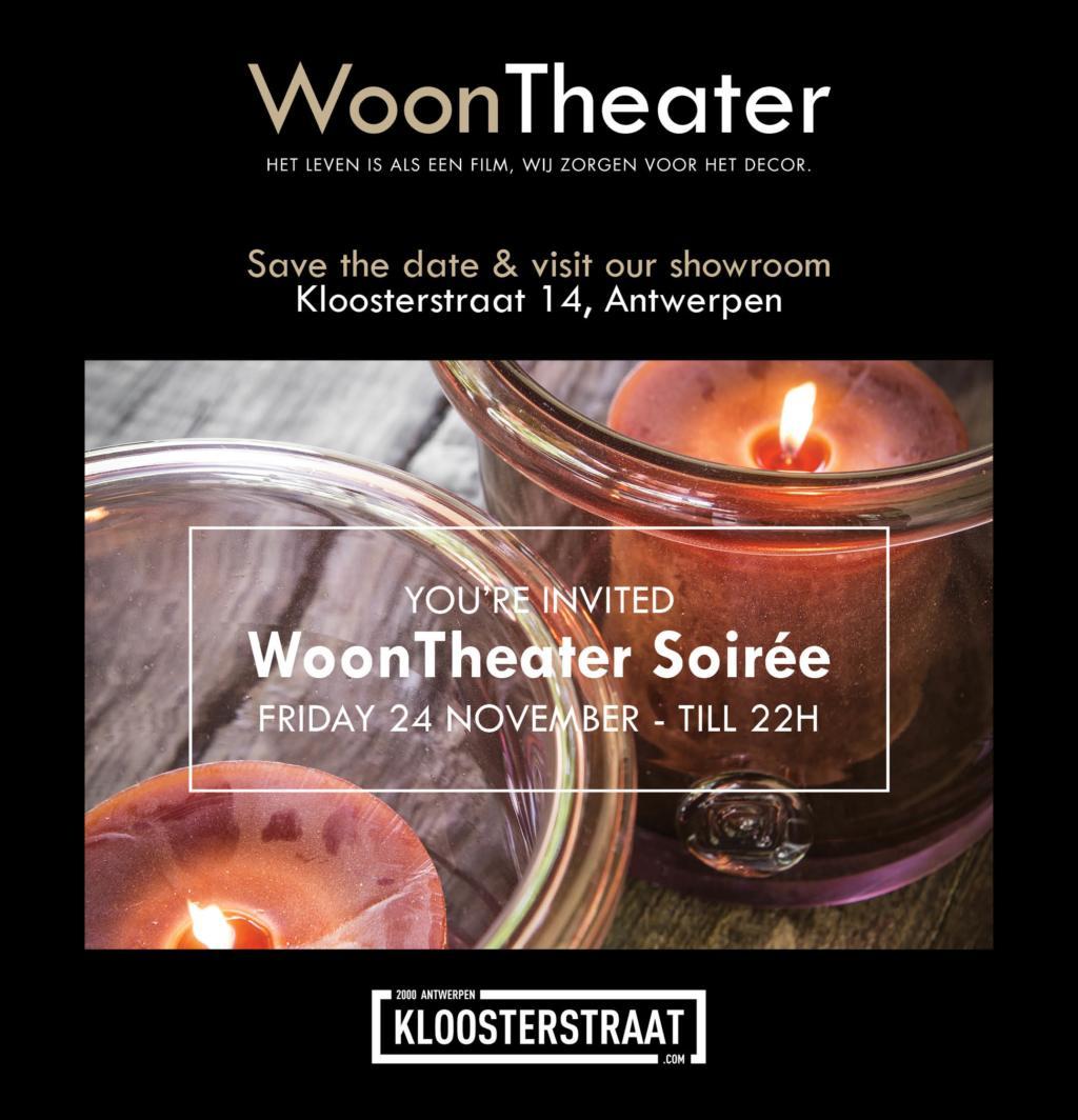 WoonTheater Soirée