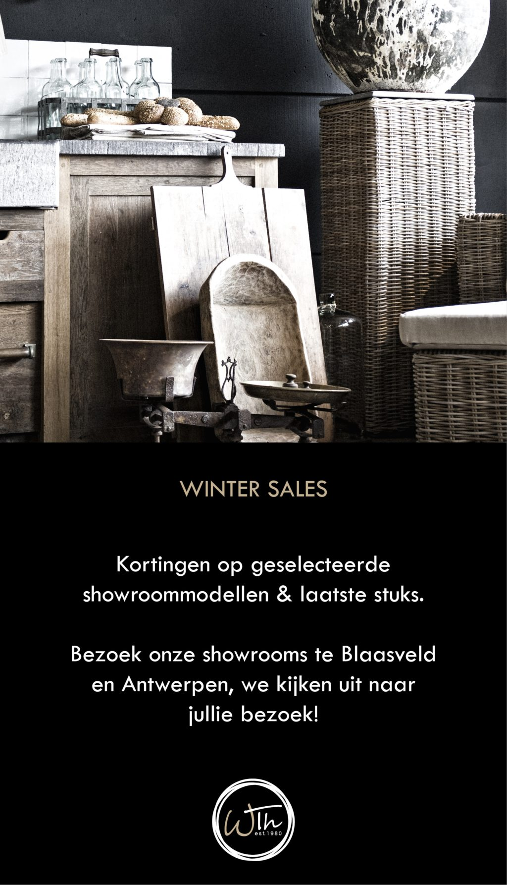 WoonTheater Winter Sales!