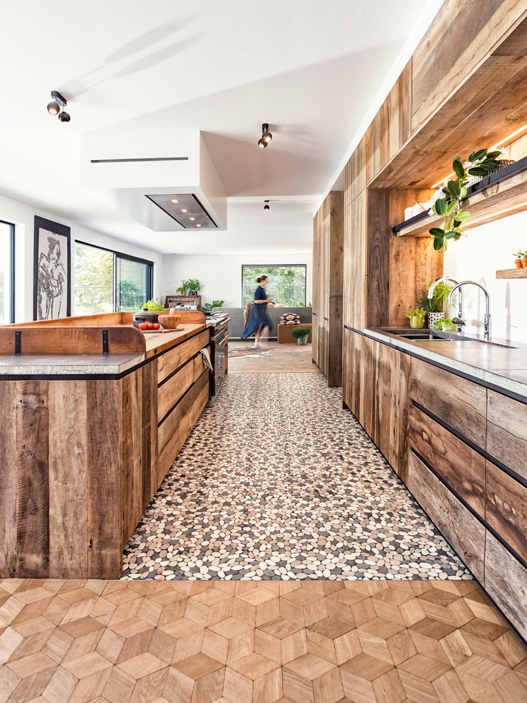 keuken op maat in hout