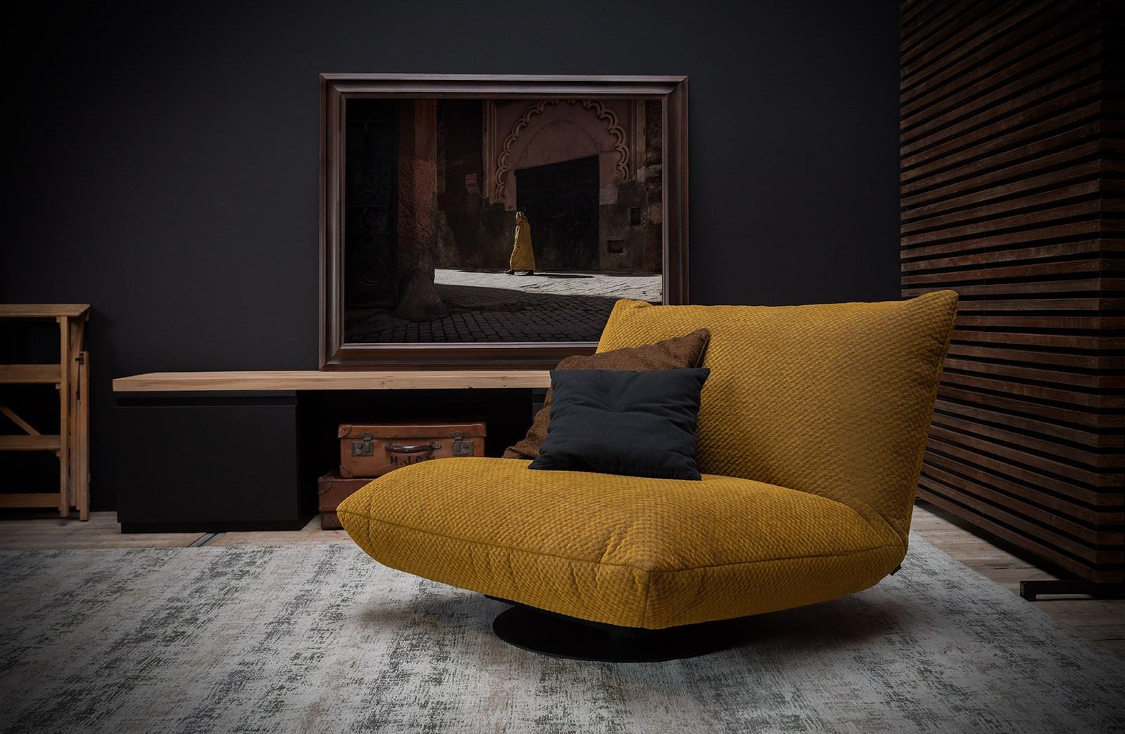 XL-draai-en-schommelstoel